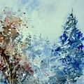Watercolor  010307 by Pol Ledent