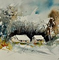 Watercolor 012102 by Pol Ledent