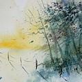 Watercolor  080708 by Pol Ledent