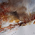 Watercolor  100508 by Pol Ledent