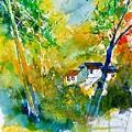 Watercolor 115021 by Pol Ledent
