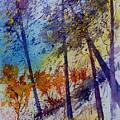 Watercolor  131108 by Pol Ledent