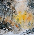 Watercolor  131206 by Pol Ledent