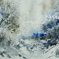 Watercolor  210307 by Pol Ledent