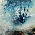 Watercolor  230907 by Pol Ledent