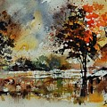 Watercolor 900152 by Pol Ledent