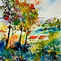 Watercolor 903001 by Pol Ledent