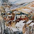 Watercolor 904002 by Pol Ledent