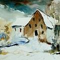 Watercolor 9696 by Pol Ledent