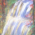 Waterfall Of El Dorado by Michela Akers