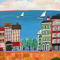 Waterfront by Karen Fields
