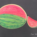 Watermelon by M Valeriano
