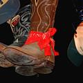 Waylon Jennings Boots by Susanne Van Hulst