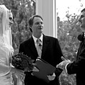 Wedding Couple Example by David Patterson