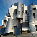 Weisman Art Museum by Kathy Schumann