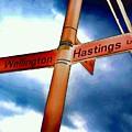 Wellington Hastings By Erik Akerman by Beth Akerman