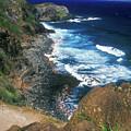 West Maui Coast by John Burk