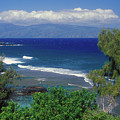 West Maui Ocean View by John Burk