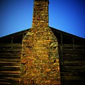 West Virginia Chimney by Michael L Kimble