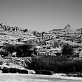 Western Arizona Mountains by Lessandra Grimley