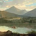 Western Landscape by John Mix Stanley