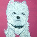Westie by Tammy Brown