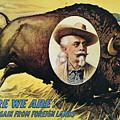 W.f.cody Poster, 1908 by Granger