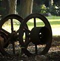 Wheels Of War-spanish American War Artifacts by Faith Harron Boudreau