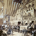 Whig Party Parade, 1840 by Granger