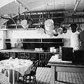 White House Kitchen, 1901 by Granger