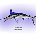 White Marlin by Ralph Martens