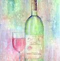 White Zinfandel by Arline Wagner