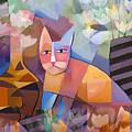 Wild Cat Blues by Lutz Baar
