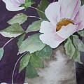Wild Roses by Audrey Bunchkowski