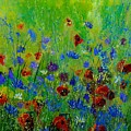 Wildflowers  560121 by Pol Ledent