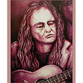 Willie The Print by Lloyd DeBerry