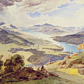 Windermere From Ormot Head by William Turner