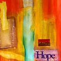 Windows Of Hope by Angela L Walker