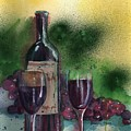 Wine For Two by Sharon Mick