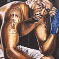 Winky Wright by Kenneth Kelsoe