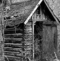 Winslowlogouthouse-11x17 by Curtis J Neeley Jr