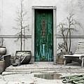 Winter Garden by Cynthia Decker