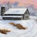 Winter Moment by Marveta Foutch