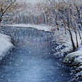 Winter River by Susan Jenkins