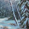 Winter Silence by Debra Mickelson