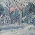 Winter Storm by Joseph Sandora Jr