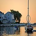 Wishbone Yacht by Michael Thomas