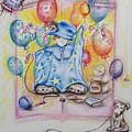 Wizard Boy by Rita Fetisov