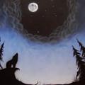 Wolf Moon by Devaron Jeffery