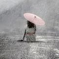 Woman On The Street by Joana Kruse